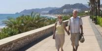 Half of retired British expats in Europe registered in Spain, data shows