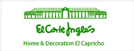 <strong>El Corte Ingles:</strong> Home furnishing with outstanding service