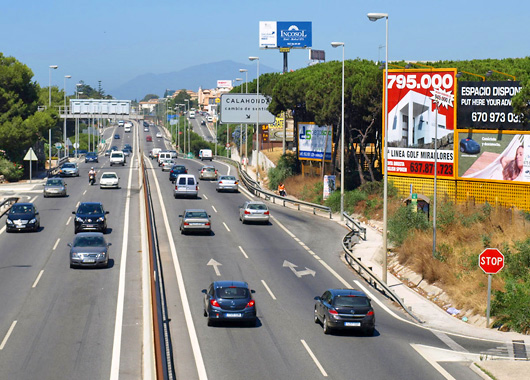 Costa del Sol Transport | Driving the Costa del Sol hero image