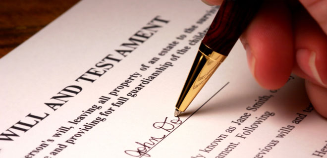 Why it Pays to Make a Will in Spain | Inheritance Law Costa del Sol hero image